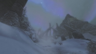 Bleak Falls Blizzard