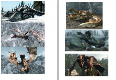 Dragonscale Species Mod Suggestion