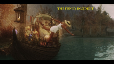 The Funny Incident