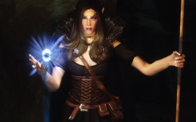 Shamaire - The Alinor Witch - Witchaven Coven