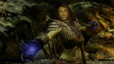 Leomy The Orc powers
