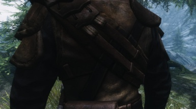 Thieves Guild armor Ultra HD