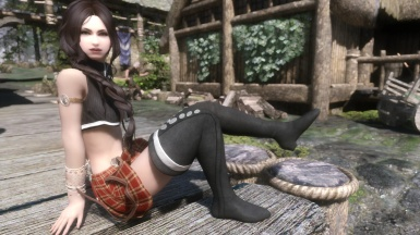 TEST TK ENB extended and Relighting Skyrim