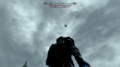 is that a flying bear