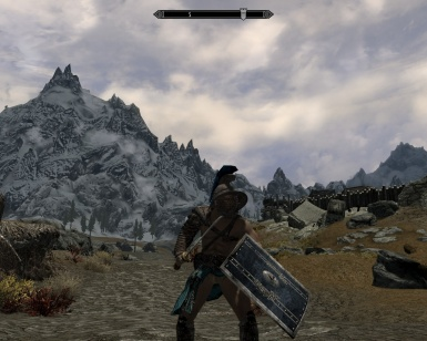 spartacus mod with imperial shield retexture