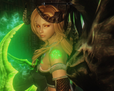 Female Blood elf DemonHunter