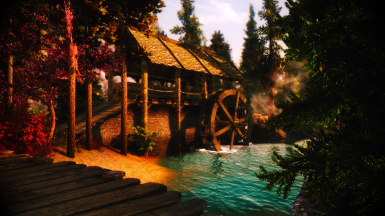 Fantasy Skyrim - Riverwood 3
