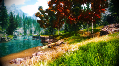 Fantasy Skyrim - Riverwood 11