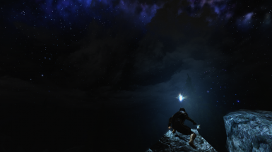 A light in the night