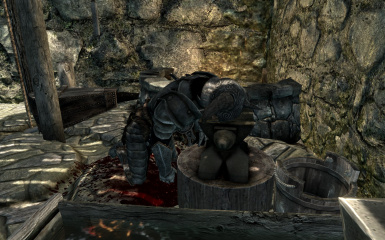 Blacksmithing is deadly