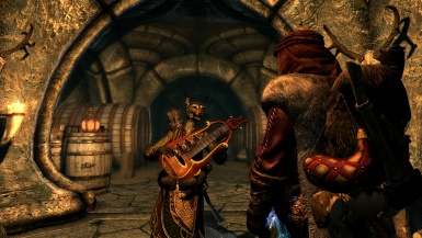 Be a Bard - Lute
