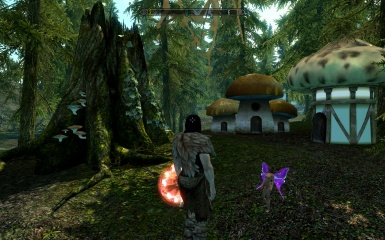A visit to the Fairy Village
