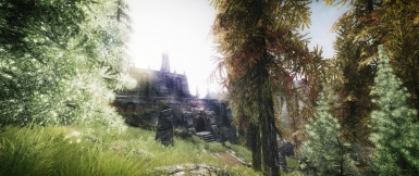 Outlook on The statue of Meridia