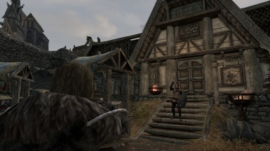 A new companion - Meeting at the Bannered Mare