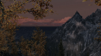 Eastmarch Overlook--From Lake Geir
