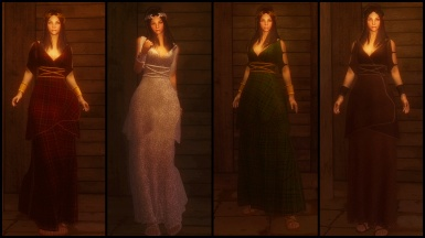 Ashara Imperial Outfit Retexture Teaser
