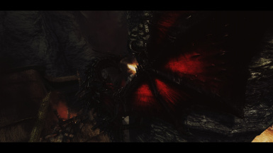 Testing Mods - More Dramatic Alduin