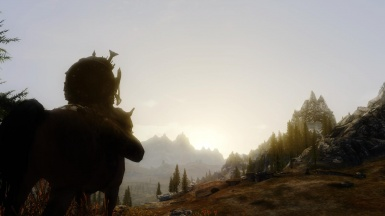 Adventuring Skyrim