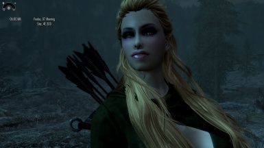 Marianna Always Scouting And Listening With Elven Ears
