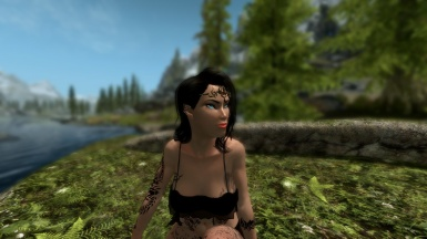 The side of my sexy elf