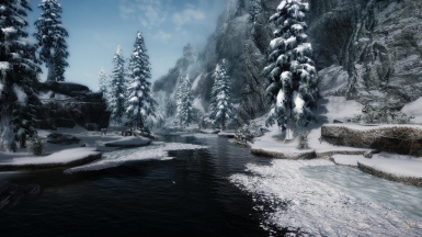 Beautiful Skyrim