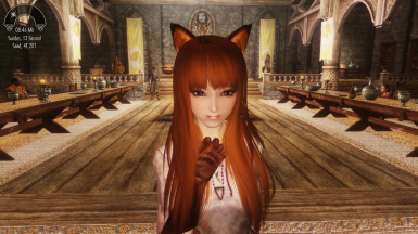 Spice and Wolf Horo 3