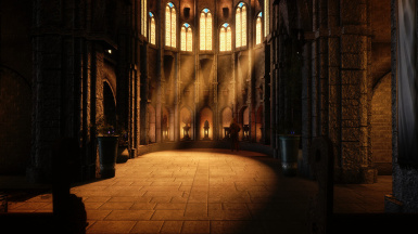 Solitude cathedral