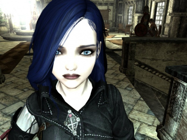 My most nefarious character - Violet the Slayer