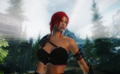 red in riverwood