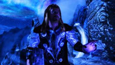 Thor travels to Sovngarde