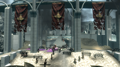 Imperial Assoult against Thalmor s Army