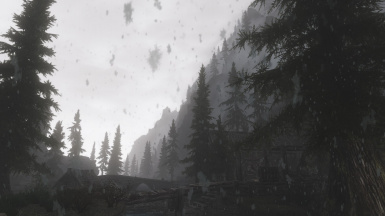 Snow in RiverWood
