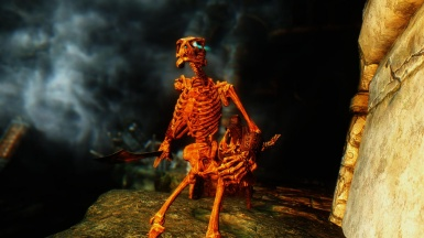 Argonian Skeleton