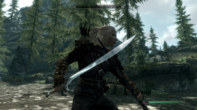 My first Skyrim Char