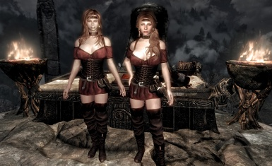 Toccata Huntress armor