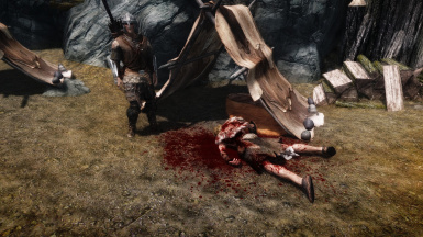Faendal doesn't give a fair trial for bandits