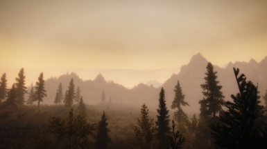 Climates Of Tamriel - Weather Overhaul