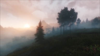 Fog and Volumetric Rays - my my