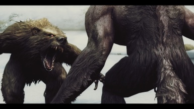 Werebear vs Werewolves