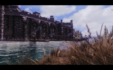 Scenery of Windhelm