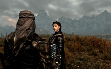Sofia and her Dragonborn