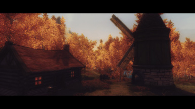Outside Riften