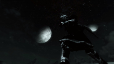The Night Time Giant