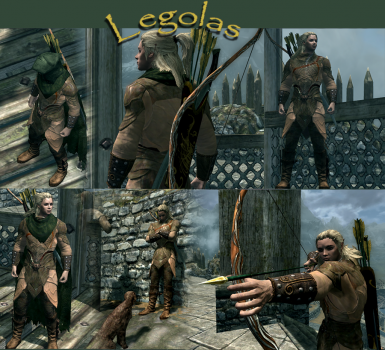 Legolas Build