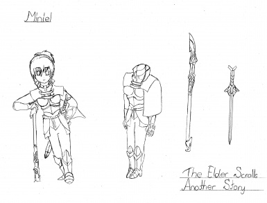The Elder Scrolls Another Story Character 2