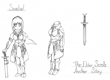 The Elder Scrolls Another Story Character 4