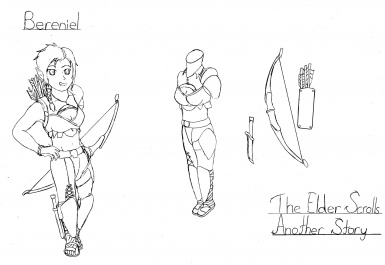 The Elder Scrolls Another Story Character 3