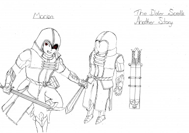 The Elder Scrolls Another Story Character 6