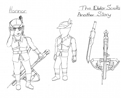 The Elder Scrolls Another Story Character 7