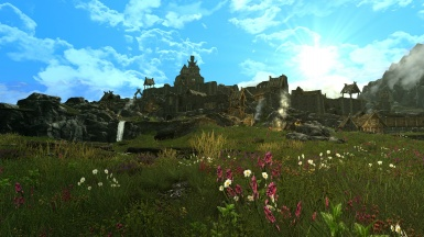 Whiterun vanilla beauty